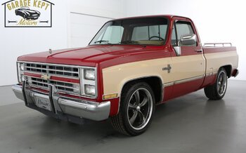 1986 Chevrolet Silverado and other C/K1500 2WD Regular Cab for sale 100850149