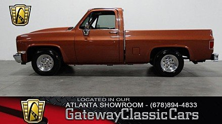 1986 Chevrolet Silverado and other C/K1500 2WD Regular Cab for sale 100861799