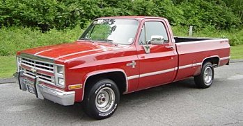 1986 Chevrolet Silverado and other C/K1500 for sale 100873804