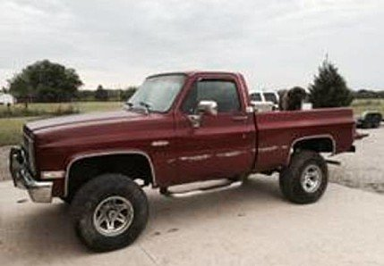 1986 Chevrolet Silverado and other C/K1500 for sale 100854470