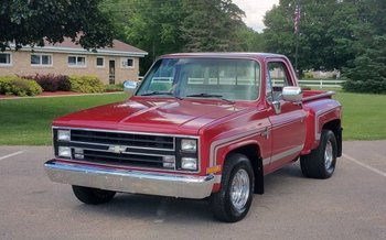 1986 Chevrolet Silverado and other C/K1500 for sale 100880898