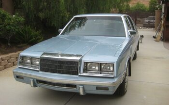 1986 Chrysler New Yorker for sale 100842628