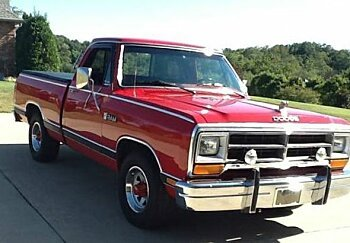 1986 Dodge D/W Truck 2WD Regular Cab D-150 for sale 100814926
