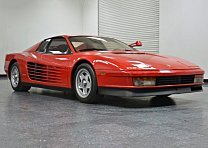 1986 Ferrari Testarossa for sale 100814004