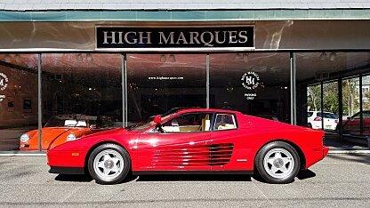 1986 Ferrari Testarossa for sale 100913200