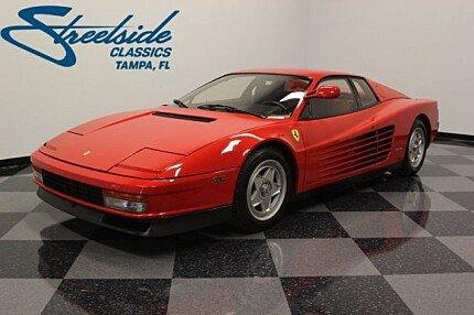 1986 Ferrari Testarossa for sale 100930407