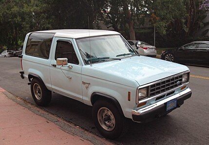 1986 Ford Bronco II for sale 100874766