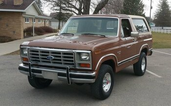 1986 Ford Bronco for sale 100860462