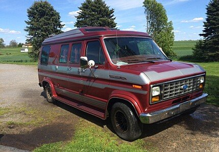1986 Ford E-150 and Econoline 150 for sale 100792127