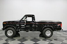 1986 Ford F150 4x4 Regular Cab for sale 100994445