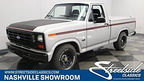 1986 Ford F150 2WD Regular Cab for sale 101008126