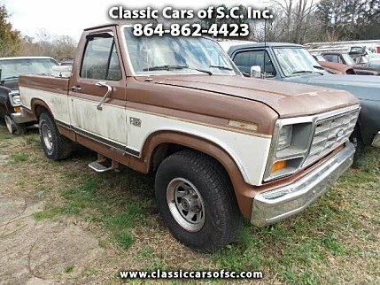 1986 Ford F150 for sale 101017340