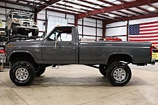 1986 Ford F250 4x4 Regular Cab for sale 100992287