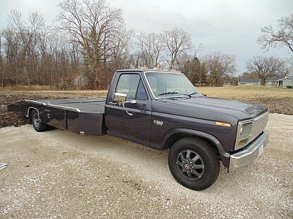 1986 Ford F350 2WD Regular Cab for sale 100871248