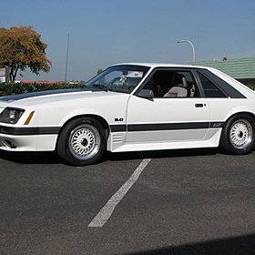1986 Ford Mustang for sale 100814845
