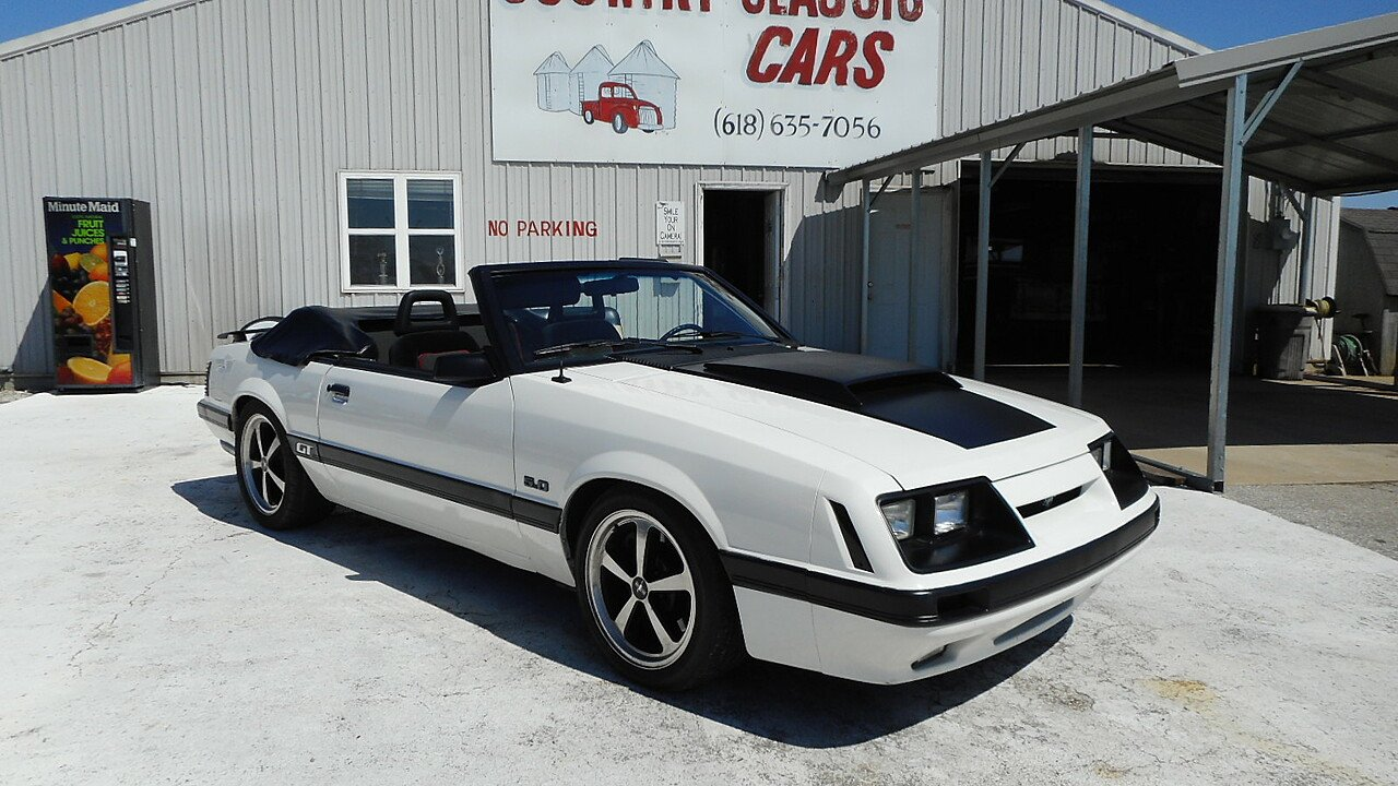1986 Ford Mustang for sale 100870644