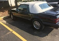 1986 Ford Mustang Convertible for sale 100867352