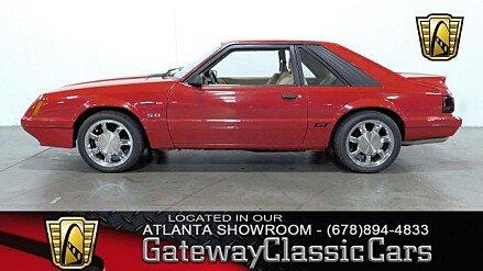 1986 Ford Mustang Hatchback for sale 100934441