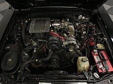 1986 Ford Mustang SVO Hatchback for sale 100970172