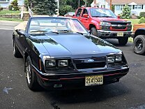 1986 Ford Mustang Convertible for sale 100973965