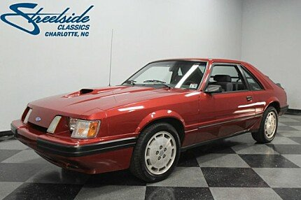 1986 Ford Mustang for sale 100978077