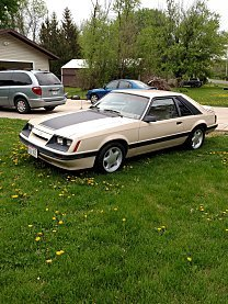 1986 Ford Mustang LX Hatchback for sale 100988878