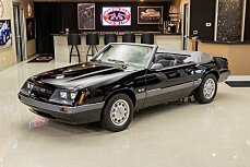 1986 Ford Mustang LX Convertible for sale 100999739