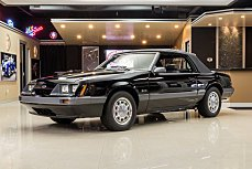 1986 Ford Mustang for sale 100999739