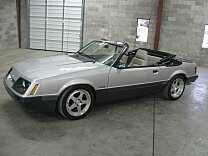 1986 Ford Mustang GT Convertible for sale 100962865