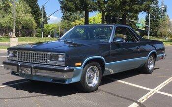 1986 GMC Caballero for sale 100976339