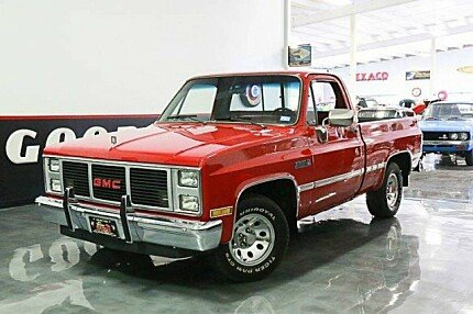 1986 GMC Sierra C/K1500 2WD Regular Cab for sale 100725120