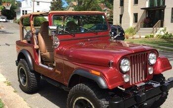 1986 Jeep CJ 7 for sale 100997079