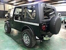 1986 Jeep CJ 7 for sale 101006961