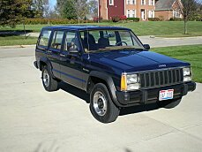 1986 Jeep Cherokee 4WD 4-Door for sale 100742355