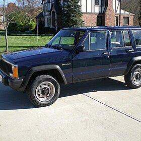 1986 Jeep Cherokee 4WD 4-Door for sale 100742355