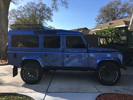 1986 Land Rover Defender for sale 100766580