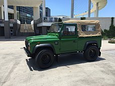 1986 Land Rover Defender for sale 100771959
