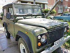1986 Land Rover Defender for sale 100942623