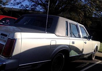 1986 Lincoln Town Car for sale 100818342