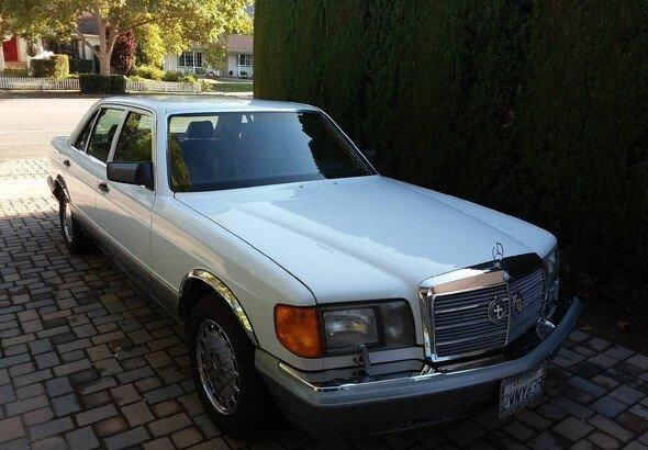 1986 mercedes benz 300sdl for sale near woodland hills california rh classics autotrader com Mercedes-Benz GL450 Mercedes-Benz 450SL