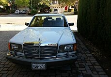 1986 Mercedes-Benz 300SDL for sale 100930918