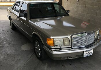 1986 Mercedes-Benz 420SEL for sale 100864426
