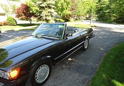 1986 Mercedes-Benz 500SL for sale 100792953