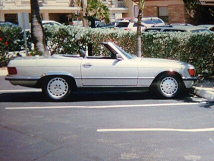 1986 Mercedes-Benz 500SL for sale 100885533