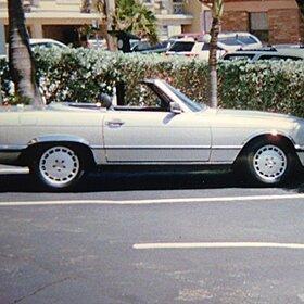 1986 Mercedes-Benz 500SL for sale 100885533