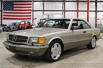1986 Mercedes-Benz 560SEC for sale 100861024