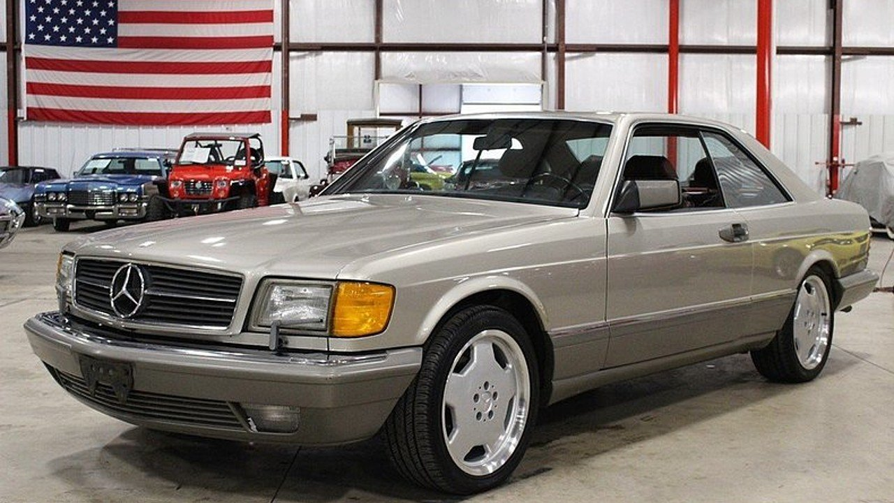 1986 Mercedes-Benz 560SEC for sale 100951801