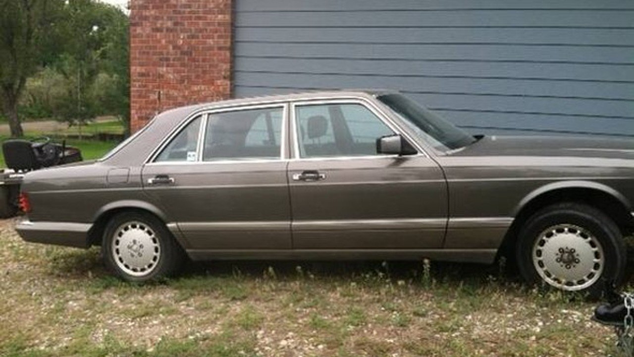 1986 Mercedes-Benz 560SEL for sale 101011474