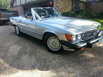 1986 Mercedes-Benz 560SL for sale 100746364