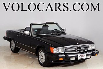 1986 Mercedes-Benz 560SL for sale 100770110